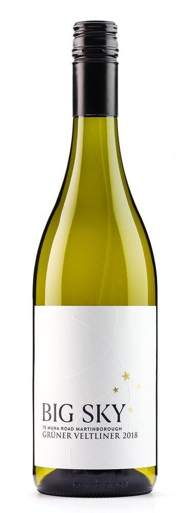 BIG SKY GRUNER VELTLINER MARTINBOROUGH 18