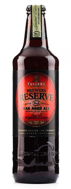 FULLERS BREWERS RESERVE NO5 OAK AGED 500ML