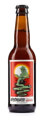 CINEMA BREWERIES APOCOLYPSE ORANGE / LEMONGRASS IPA 330ML