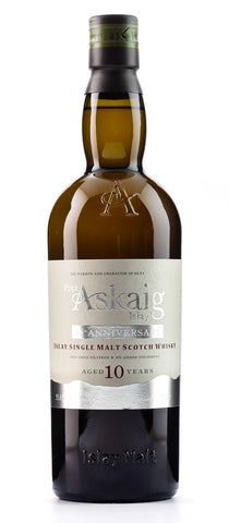 PORT ASKAIG 10YO 10TH ANNIVERSARY 55.85% 700ML