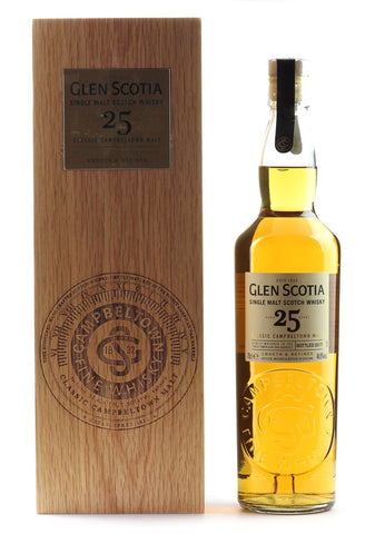 GLEN SCOTIA 25YO 48.8% 700ML