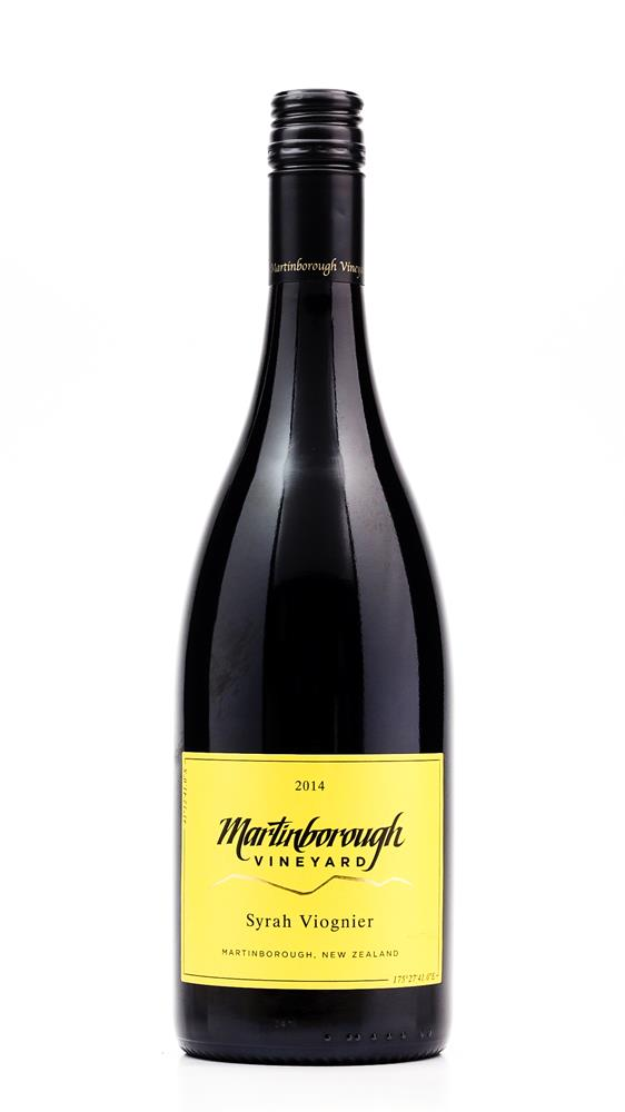 MARTINBOROUGH VINEYARD SYRAH/VIOGNIER MARTINBOROUGH 16