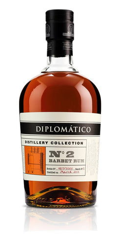 **DIPLOMATICO RUM DISTILLERY COLLECTION #2