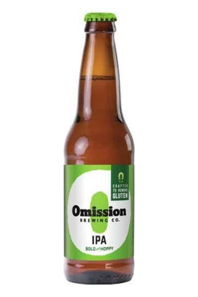 OMISSION BREWING GLUTEN FREE IPA 330ML