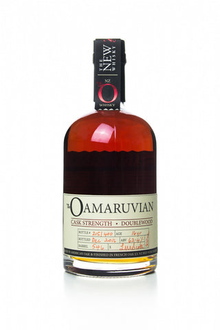 NZWC THE OAMARUVIAN 16YO 57.7% 500ML