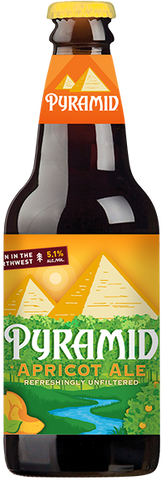 PYRAMID APRICOT ALE 355ML