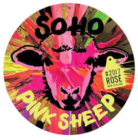 SOHO ROSE PINK SHEEP 17