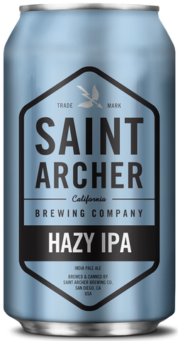 SAINT ARCHER HAZY IPA 355ML