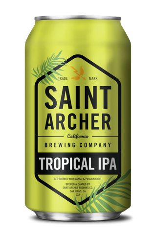 SAINT ARCHER TROPICAL IPA 355ML
