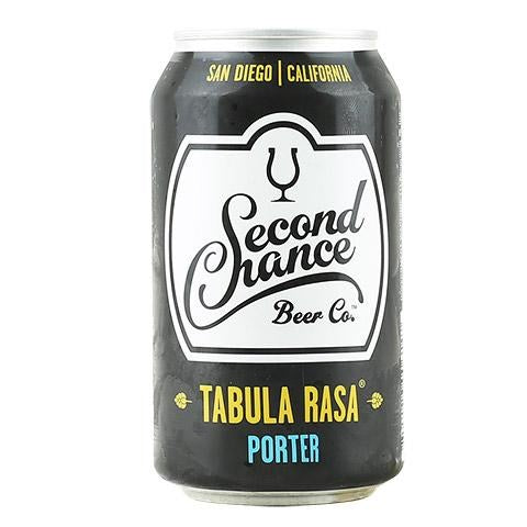 SECOND CHANCE TABULA RASA PORTER 355ML