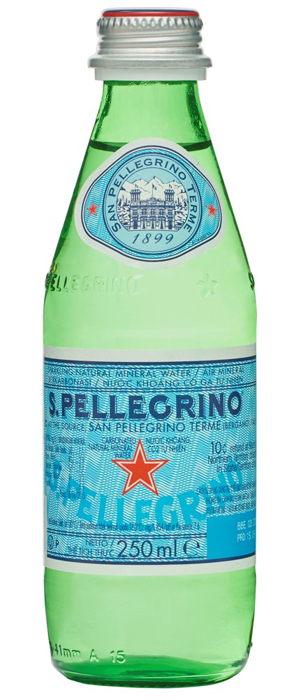 SAN PELLEGRINO WATER 250ML