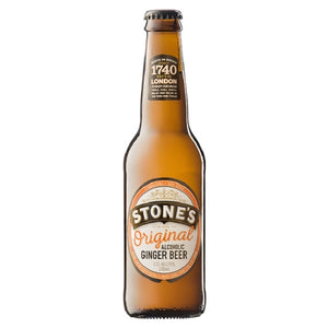 STONES GINGER BEER 3.5% 330ML