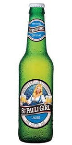 ST PAULI GIRL LAGER 355ML