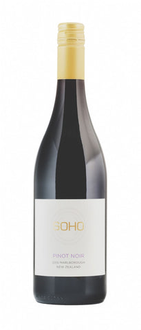 SOHO PINOT NOIR WHITE COLL'N 16 (SPECIAL)