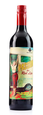 SOME YOUNG PUNKS CAB/SHIRAZ PASSION 16