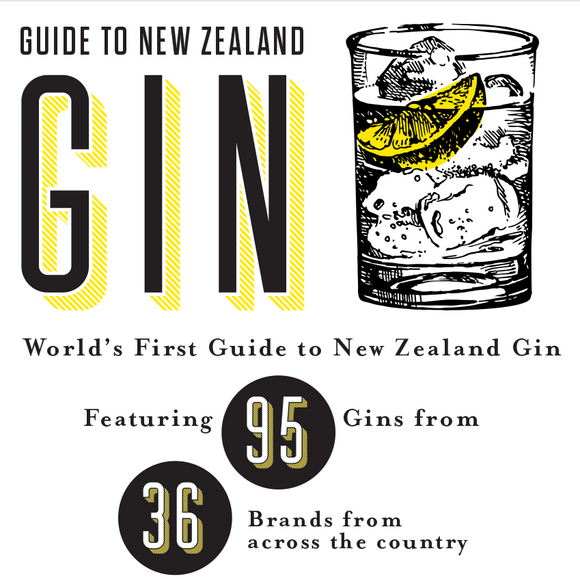 GUIDE TO NEW ZEALAND GIN RELEASED 2020