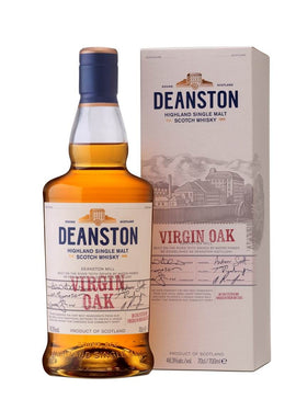 DEANSTON VIRGIN OAK 46% 700ML