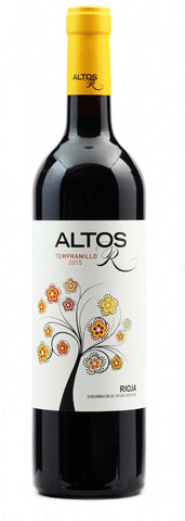 ALTOS DE RIOJA TEMPRANILLO 2015