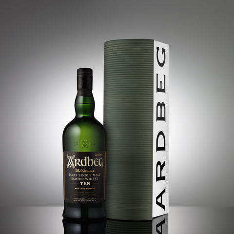 ARDBEG 10YO 46%WAREHOUSE PACK 700ML