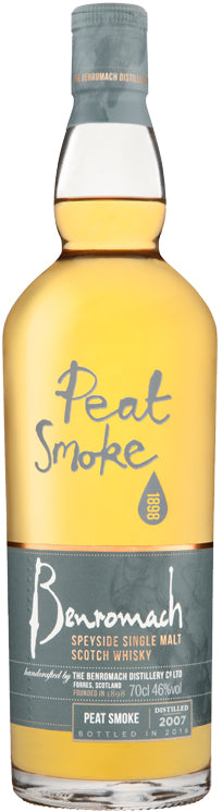 BENROMACH CONTRASTS PEAT SMOKE 46% 700ML