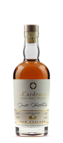 THE CARDRONA SINGLE MALT 3 YO MT DIFF PINOT NOIR BARREL 65.8% 375ML