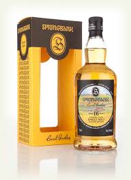 J&A Mitchell Present - Whiskies of Springbank, Kilkerran and Cadenhead - At The Bresolin, Tuesday 6 March, 6pm, $70pp