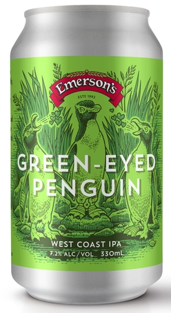 EMERSONS GREEN EYED PENGUIN WCIPA 330ML