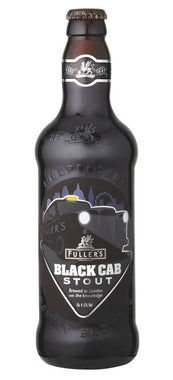 FULLERS BLACK CAB STOUT 500ML