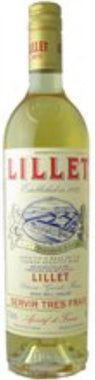 LILLET BLANC 750ML (SPECIAL)