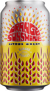 GARAGE PROJECT ORANGE SUNSHINE WITBIER 330ML