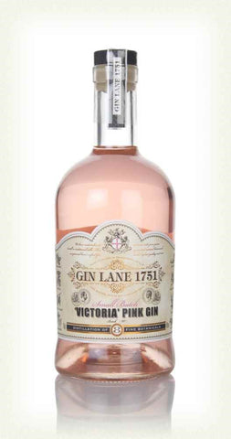 GIN LANE 1751 VICTORIA PINK GIN 40% 700ML