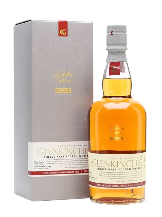 GLENKINCHIE DISTILLERS EDITION 2000/2014