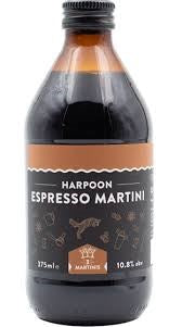 HARPOON x QUICK BROWN FOX ESPRESSO MARTINI 375ML