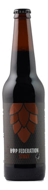 HOP FEDERATION STOUT 500ML