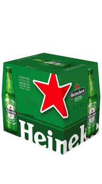 HEINEKEN PTS - 15 BOTTLE PACK 330ML
