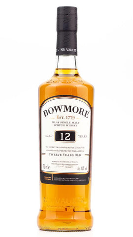 BOWMORE 12YO 700ML