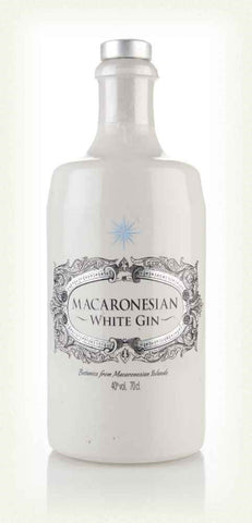 MACARONESIAN WHITE GIN 40% 700ML