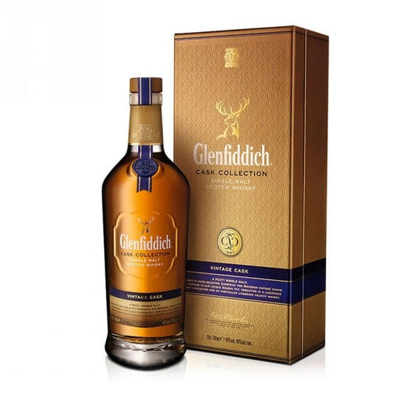 GLENFIDDICH VINTAGE CASK 700ML