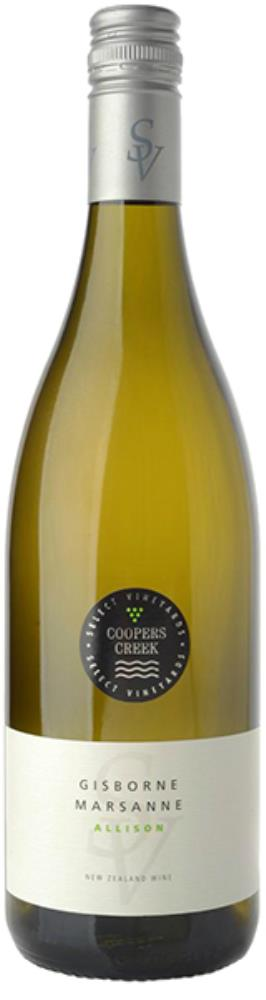 COOPERS CREEK MARSANNE SELECT V 13