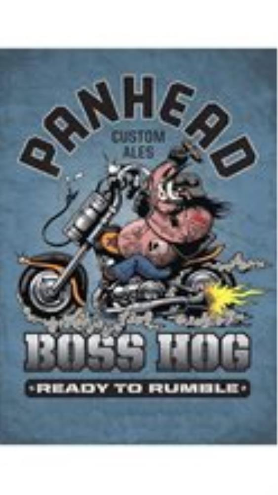 PANHEAD BOSS HOGG IPA 500ML