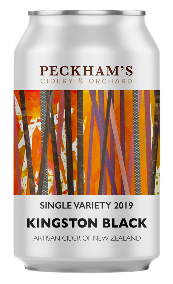 PECKHAM'S KINGSTON BLACK SOUR CIDER 330ML CAN