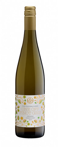 ONE OFF ORGANIC PINOT GRIS 17