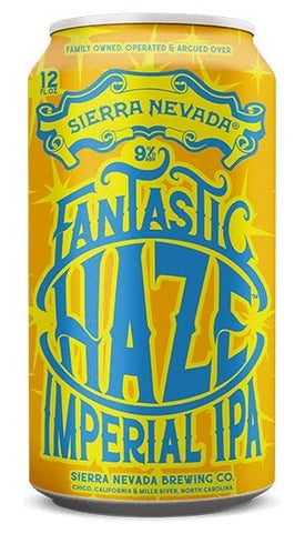SIERRA NEVADA FANTASTIC HAZE IIPA 355ML