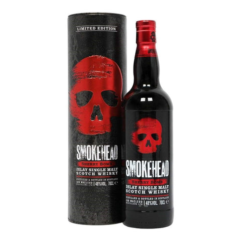 SMOKEHEAD SHERRY BOMB 48% 700ML