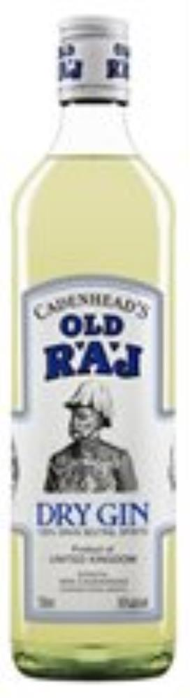 CADENHEAD OLD RAJ GIN 55% 700ML