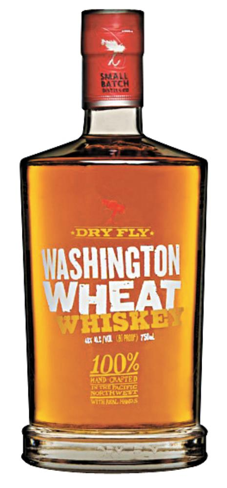 DRY FLY WHEAT WHISKEY 40% 750ML