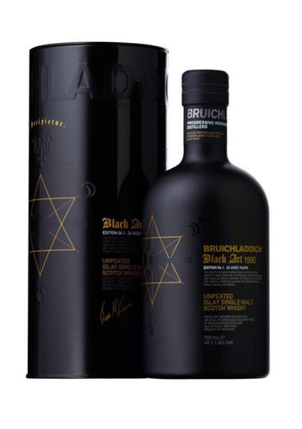 BRUICHLADDICH 1992 BLACK ART 5.1 24YO 48.4% 700ML