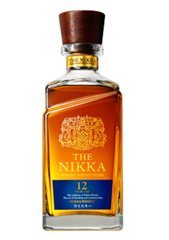 THE NIKKA 12YO 43% 700ML*