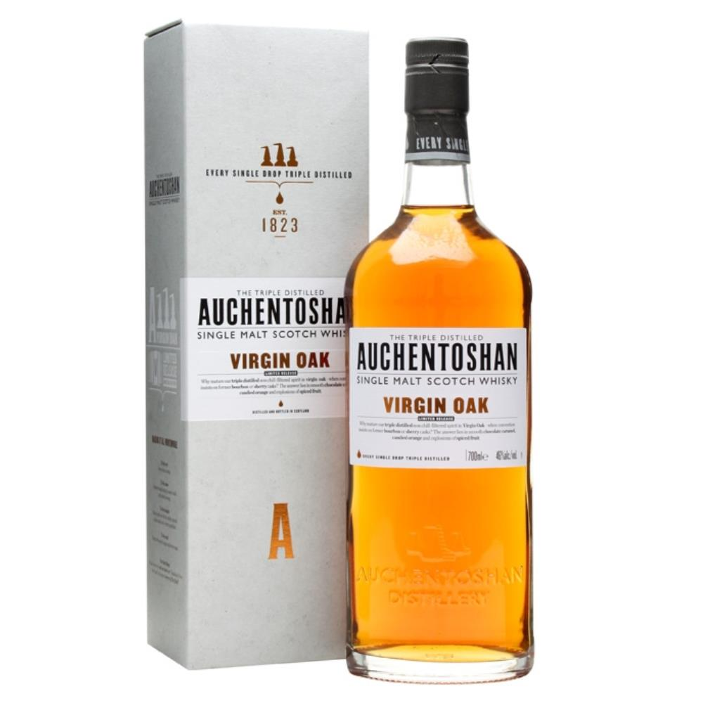 AUCHENTOSHAN VIRGIN OAK 700ML  (SPECIAL)