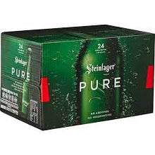 STEINLAGER PURE BOTTLE 330ML 24 PACK